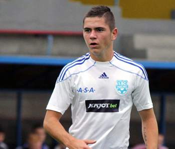 Petr Kirschner v reprezentaci U18